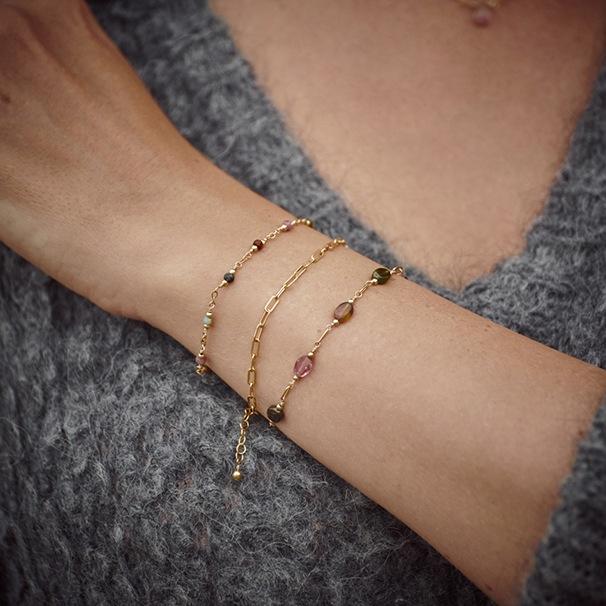 Bracelets collection Marianne Vey Automne-Hiver 2020-21