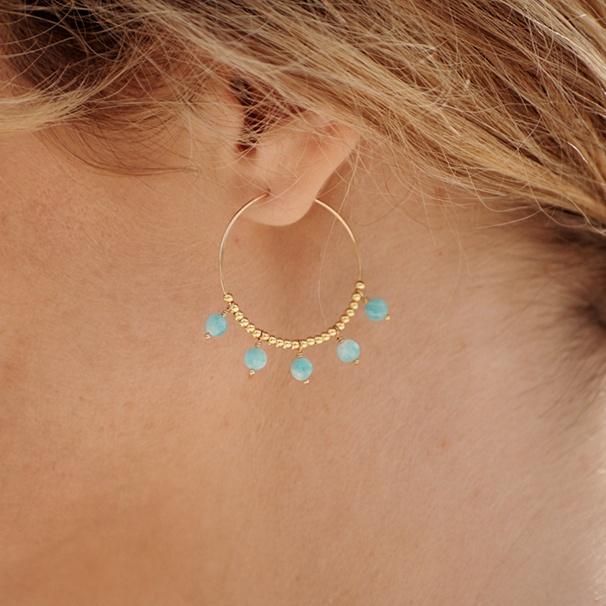 Marianne Vey - ss2021 - boucles d'oreilles